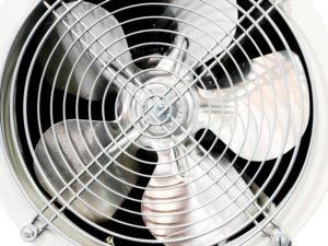 klimatyzacja do domu: prosty wentylator