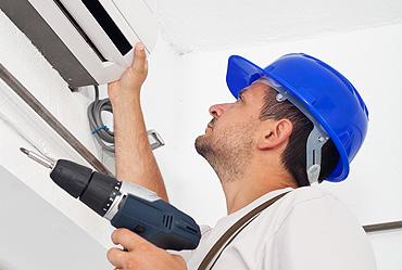 montaż klimatyzacji usługi